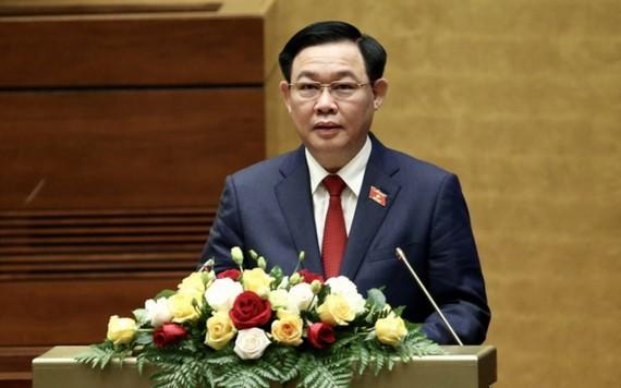 國會主席王廷惠。(圖源:VGP)