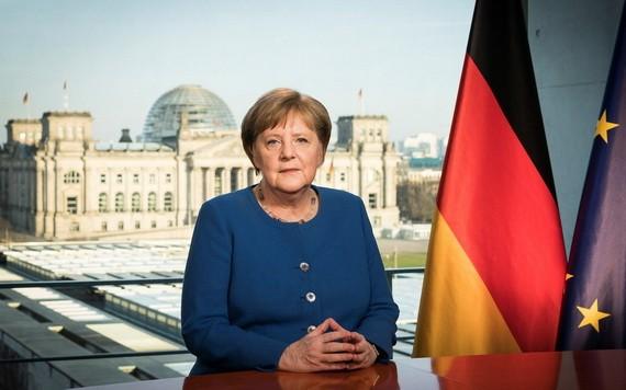 德國總理默克爾。(圖源:Getty Images)
