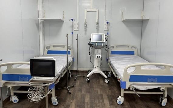 急診科設有先進醫療設備。(圖源:市衛生廳)