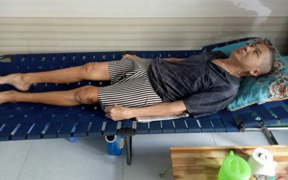 李錦鴻的腳力還很虛弱。