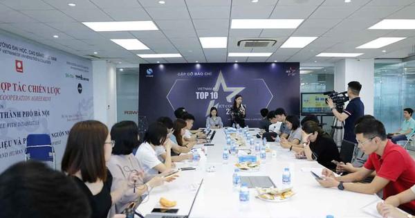 Phát động Chương trình TOP 10 Doanh nghiệp CNTT Việt Nam 2021