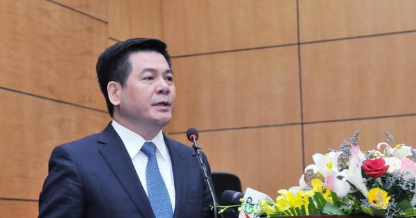 Tân Bộ trưởng Bộ Công thương nhận nhiệm vụ