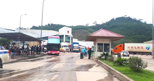Hà Tĩnh tạm dừng tiếp nhận công dân Việt Nam nhập cảnh về nước qua Cửa khẩu Quốc tế Cầu Treo