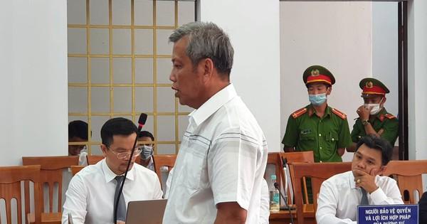 ''Ông trùm'' xăng giả Trịnh Sướng bị đề nghị mức án từ 12-13 năm tù giam