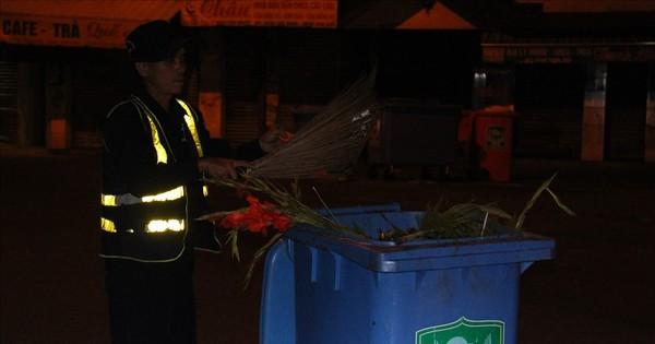 Bình Dương: Hỗ trợ 5 triệu đồng cho lao động thu gom rác những ngày tết