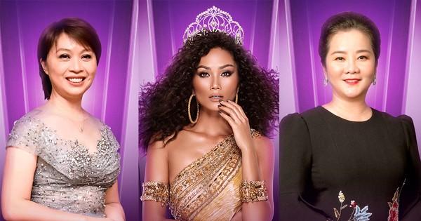 Công bố 3 giám khảo đầu tiên của Hoa hậu Hoàn vũ Việt...