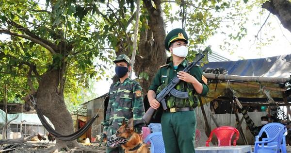 Đồng Tháp: Thêm 2 ca nghi dương tính với SARS-CoV-2, nhập cảnh từ Campuchia