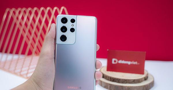 Galaxy S21 Plus 5G giảm còn 19.99 triệu đồng