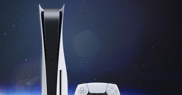 PlayStation®5 của Sony có mức giá bán lẻ niêm yết 14.490.000 đồng