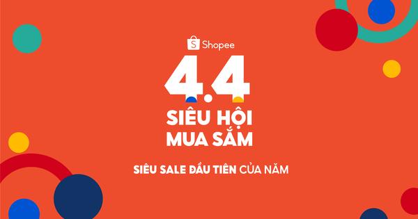 Shopee mở chương trình mua sắm đêm khuya