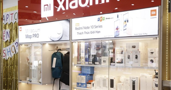 Hệ sinh thái Xiaomi chính hãng lên kệ, FPT Shop giảm giá đến 50%
