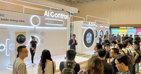 Samsung tuyệt tác công nghệ 2021 giới thiệu tivi 3,5 tỷ đồng và hàng loạt sản phẩm ứng dụng AI