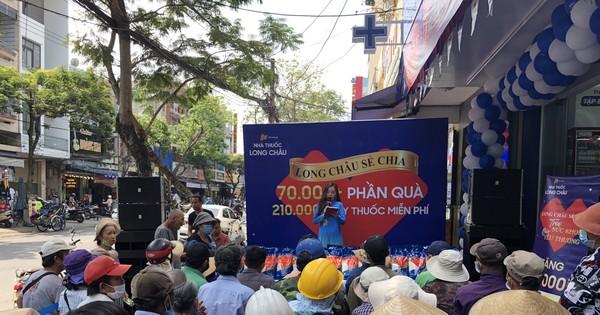 """FPT Long Châu bắt đầu thực hiện chương trình """"Long Châu Sẻ Chia"""""""