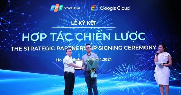 FPT Smart Cloud là đối tác chiến lược của Google Cloud