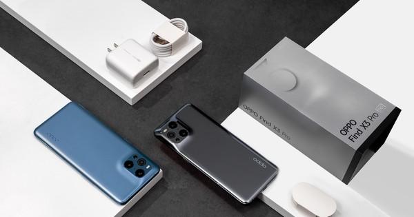 OPPO Find X3 Pro 5G thiết kế độc đáo, tính năng đặc biệt... đã cho đặt hàng tại Việt Nam