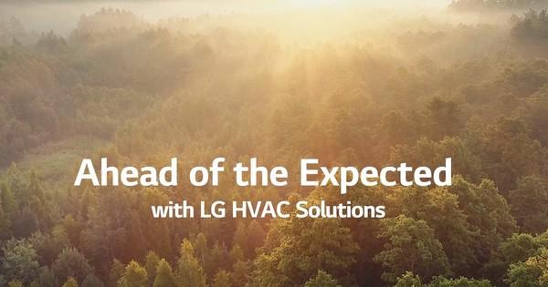 LG công bố Cuộc thi Thiết kế hệ thống điều hòa không khí