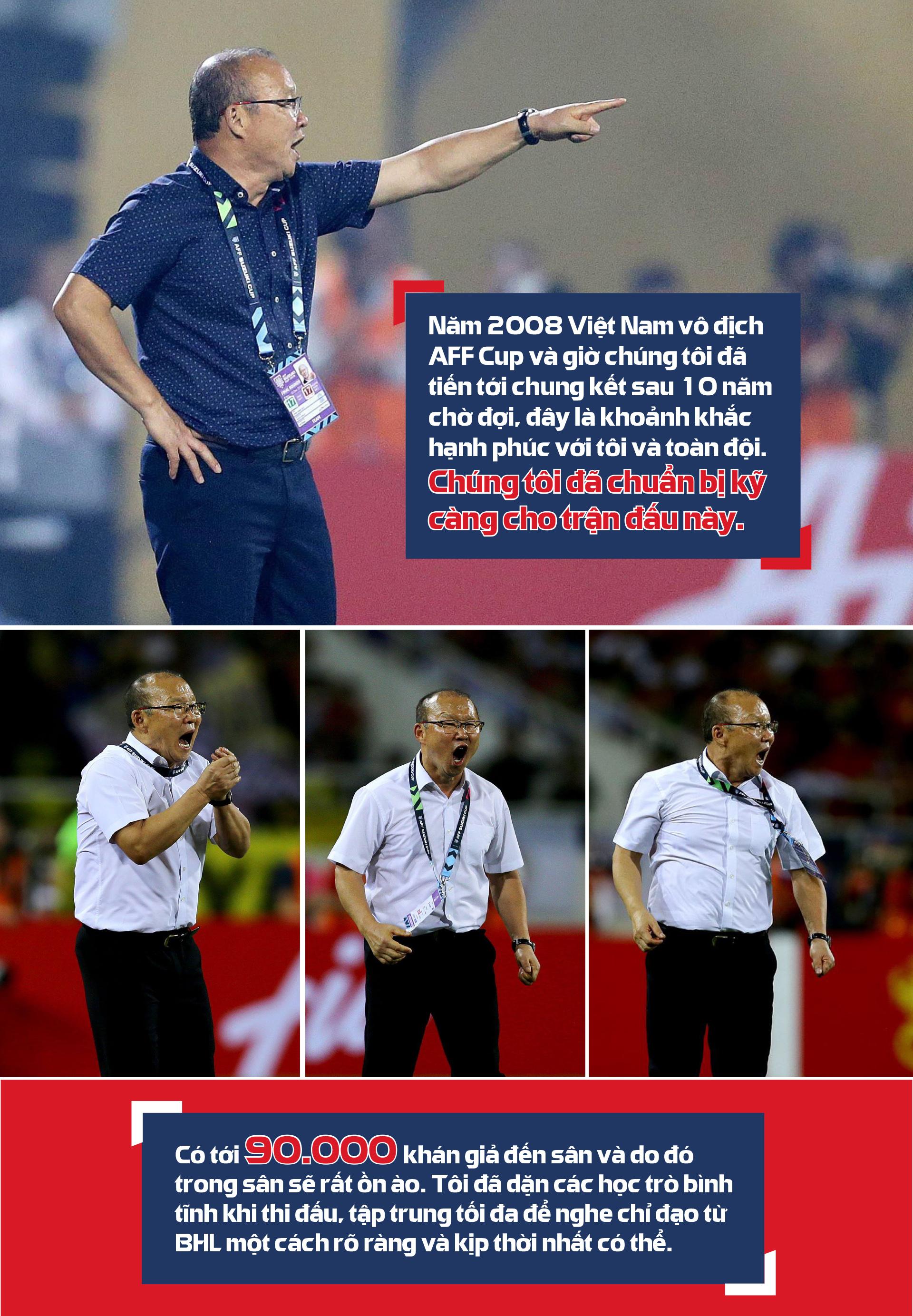 Chung kết lượt đi AFF Cup 2018, Malaysia - Việt Nam: Cuộc chiến không khoan nhượng ảnh 1