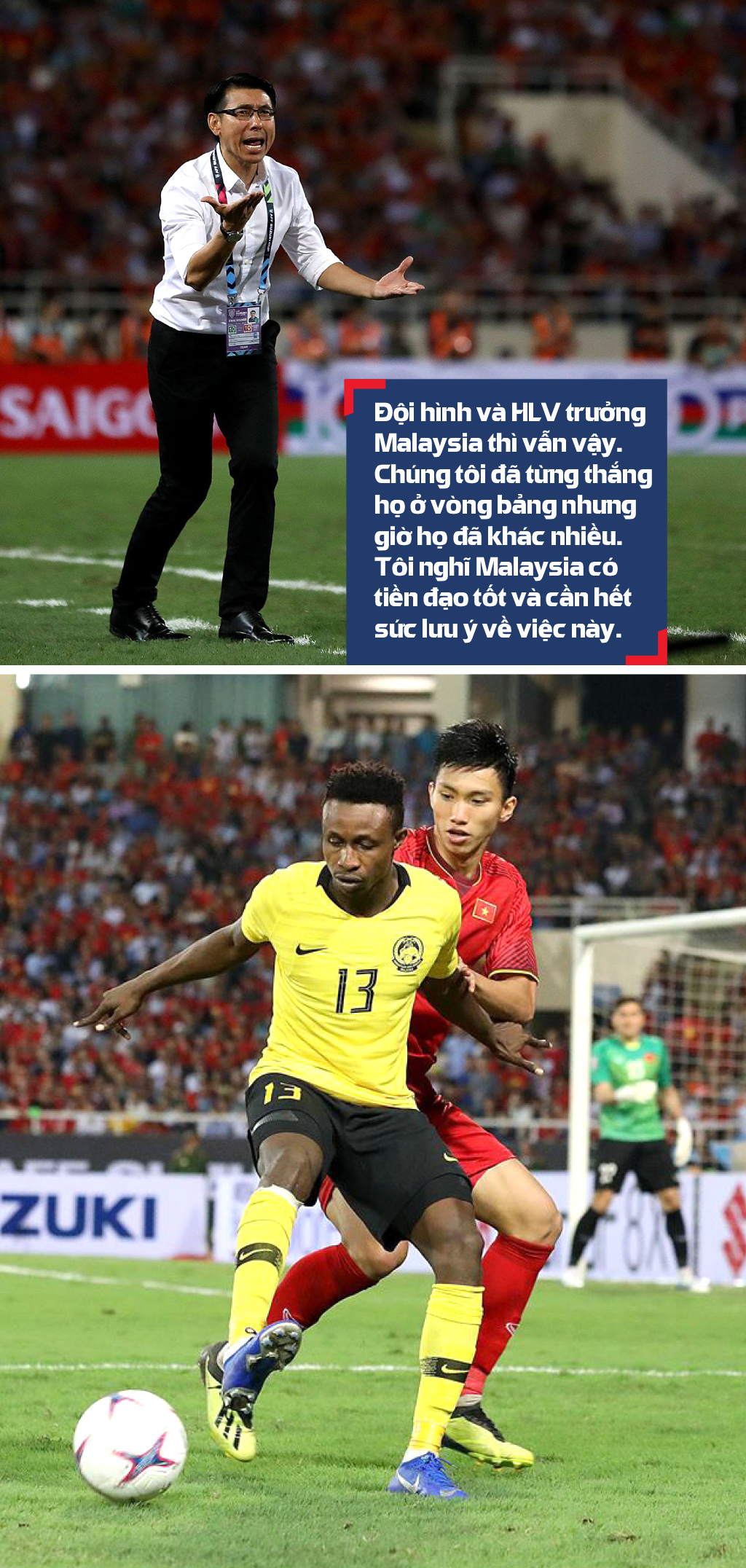 Chung kết lượt đi AFF Cup 2018, Malaysia - Việt Nam: Cuộc chiến không khoan nhượng ảnh 5