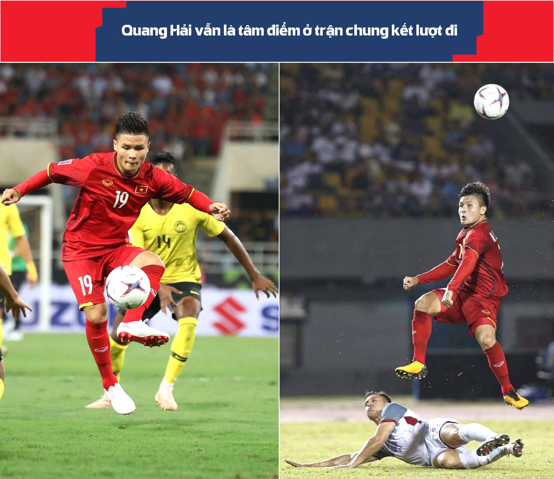 Chung kết lượt đi AFF Cup 2018, Malaysia - Việt Nam: Cuộc chiến không khoan nhượng ảnh 4