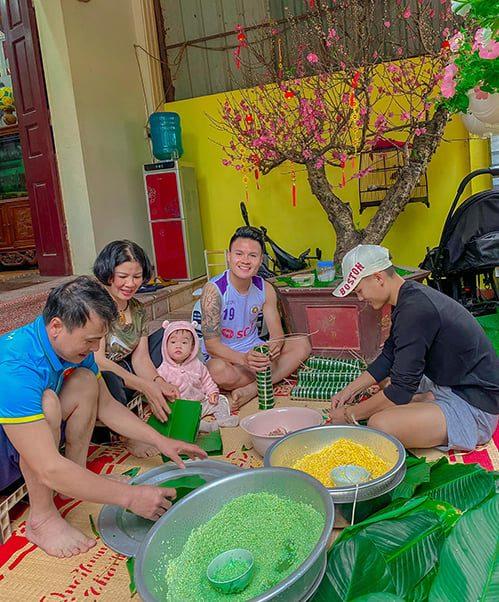 Sao thể thao Việt rạng ngời đón Xuân ảnh 3