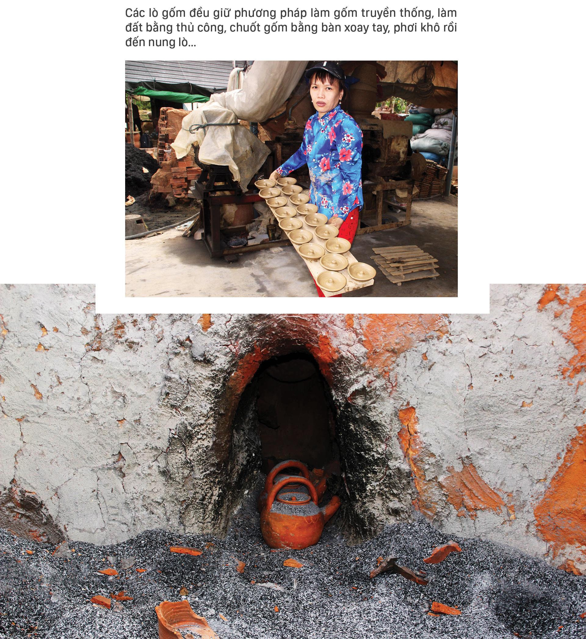 """""""Mê hoặc"""" làng gốm cổ Nhạn Tháp ảnh 8"""