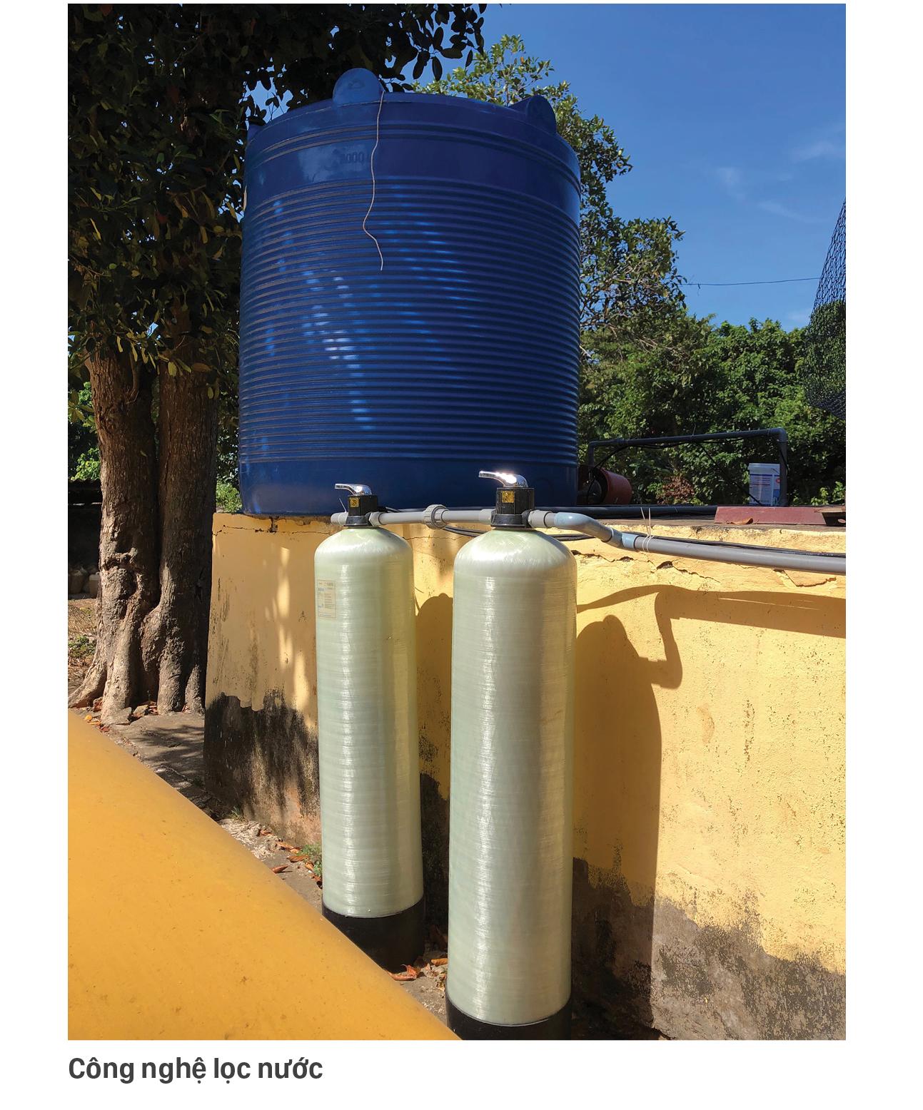Thiếu nước ngọt và cách ứng phó của người dân ĐBSCL ảnh 7