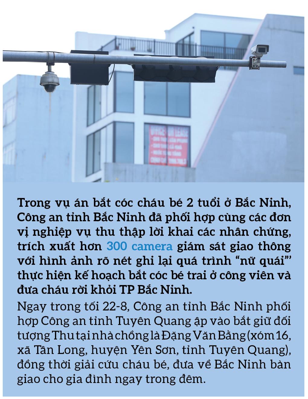 """Vụ bắt cóc bé 2 tuổi ở Bắc Ninh: Hiệu quả từ những """"mắt thần"""" ảnh 1"""
