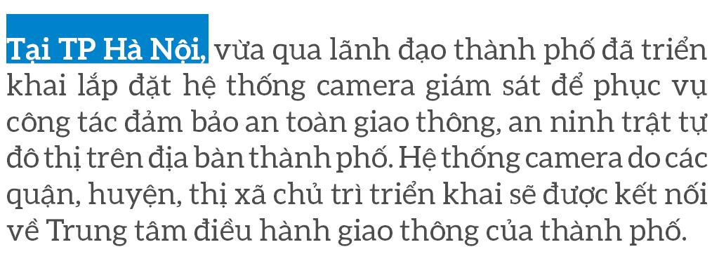 """Vụ bắt cóc bé 2 tuổi ở Bắc Ninh: Hiệu quả từ những """"mắt thần"""" ảnh 12"""