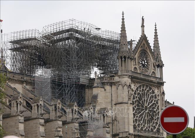 Gần 1 tỷ EUR quyên góp phục dựng Nhà thờ Đức Bà - Paris