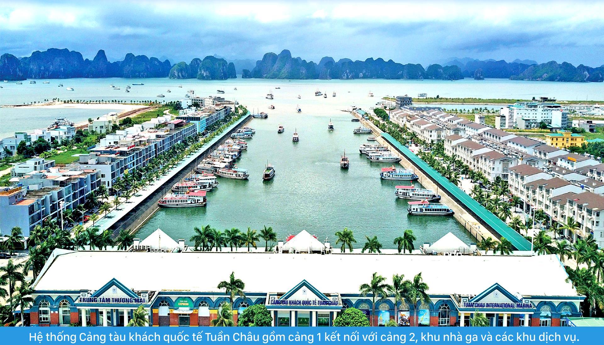 Cảng tàu khách quốc tế Tuần Châu: Một điểm đến nhiều tiện ích ảnh 2