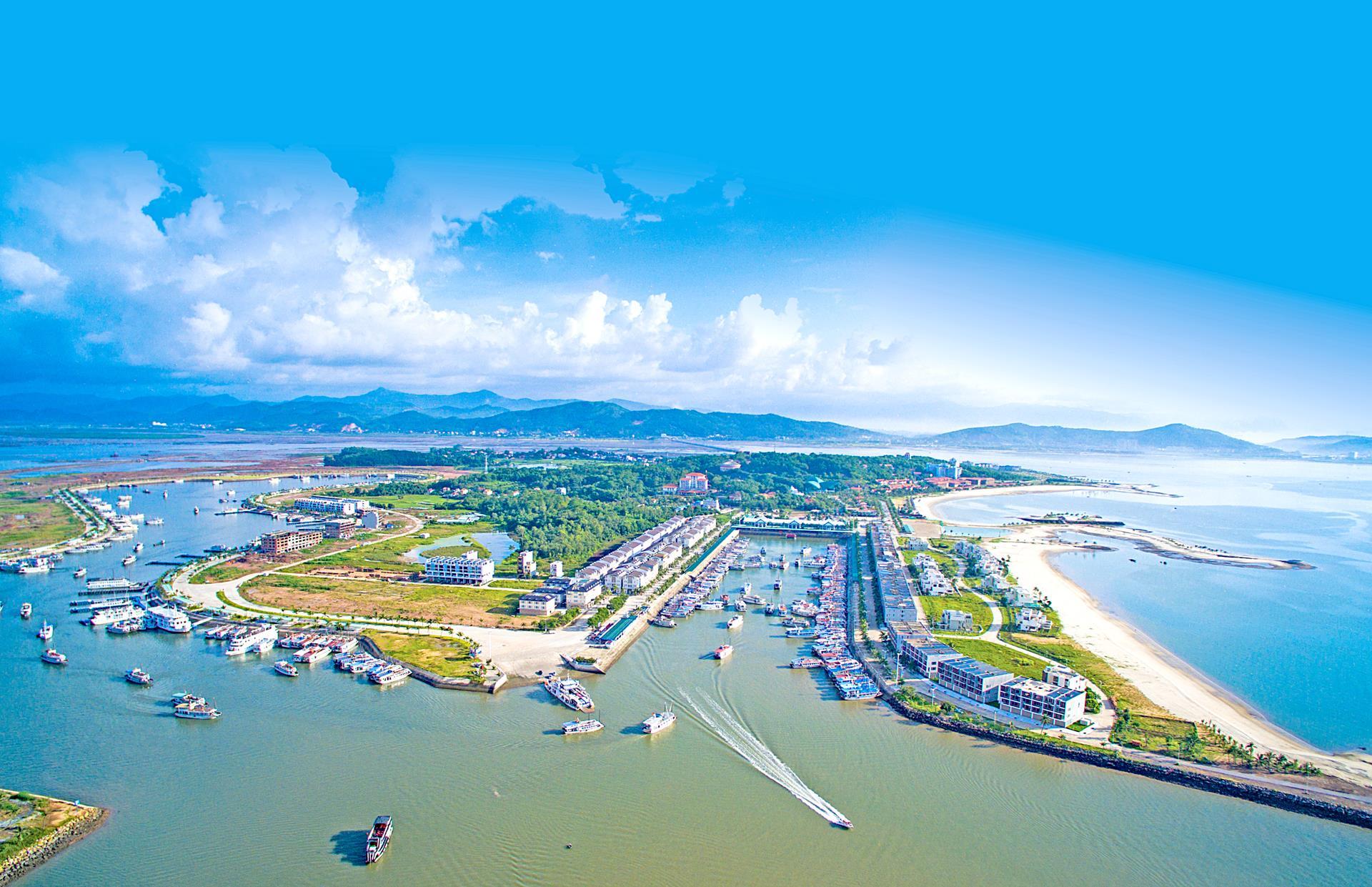 Cảng tàu khách quốc tế Tuần Châu: Một điểm đến nhiều tiện ích ảnh 1