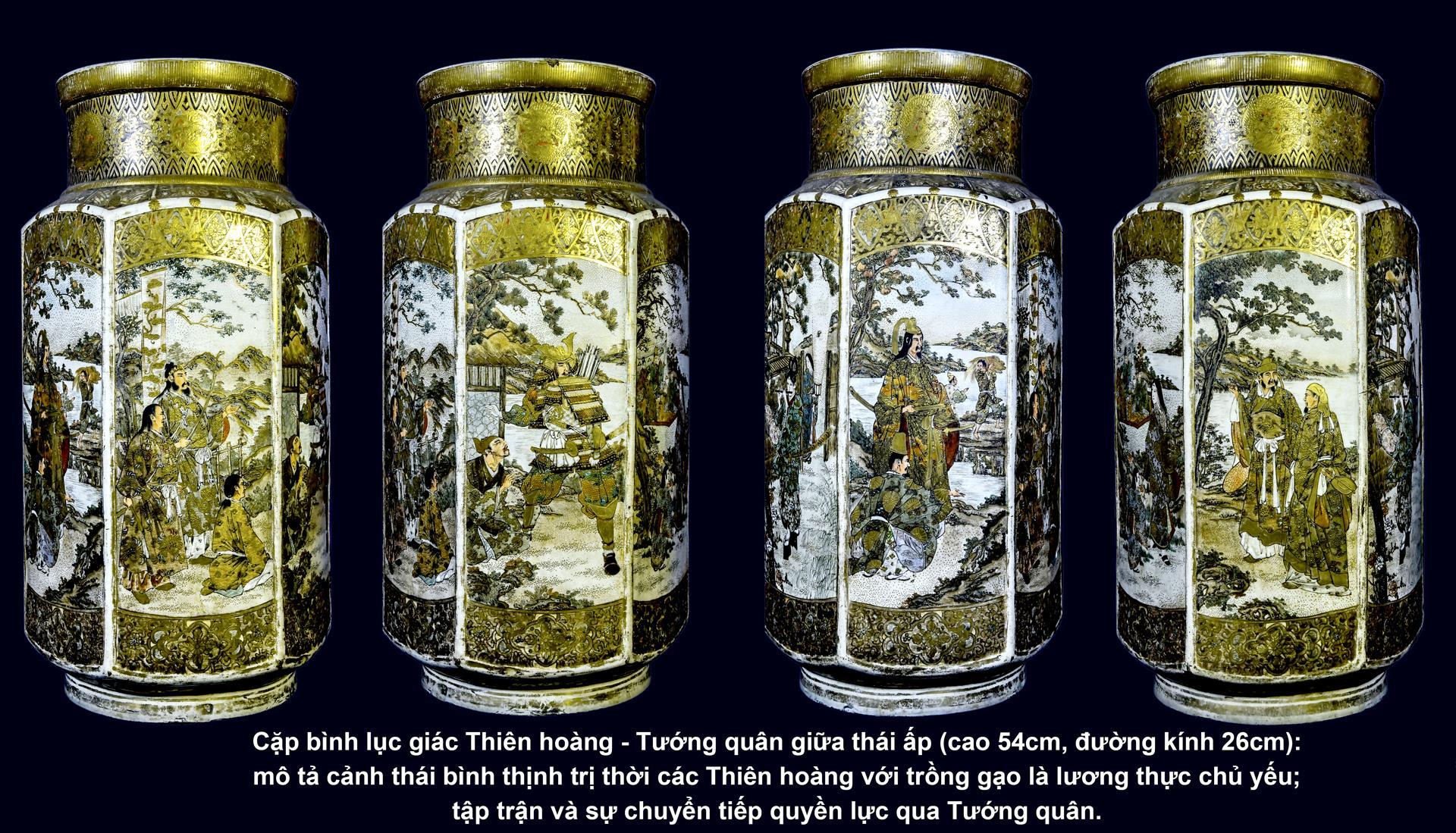 Khắc họa chân dung Thiên hoàng - Mạc phủ ảnh 1