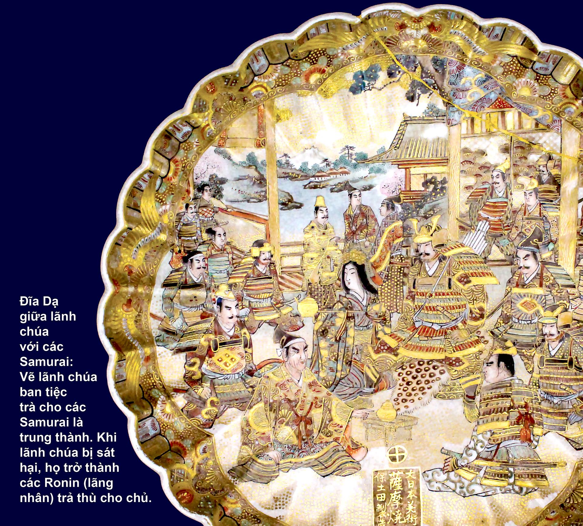 Khắc họa chân dung Thiên hoàng - Mạc phủ ảnh 6