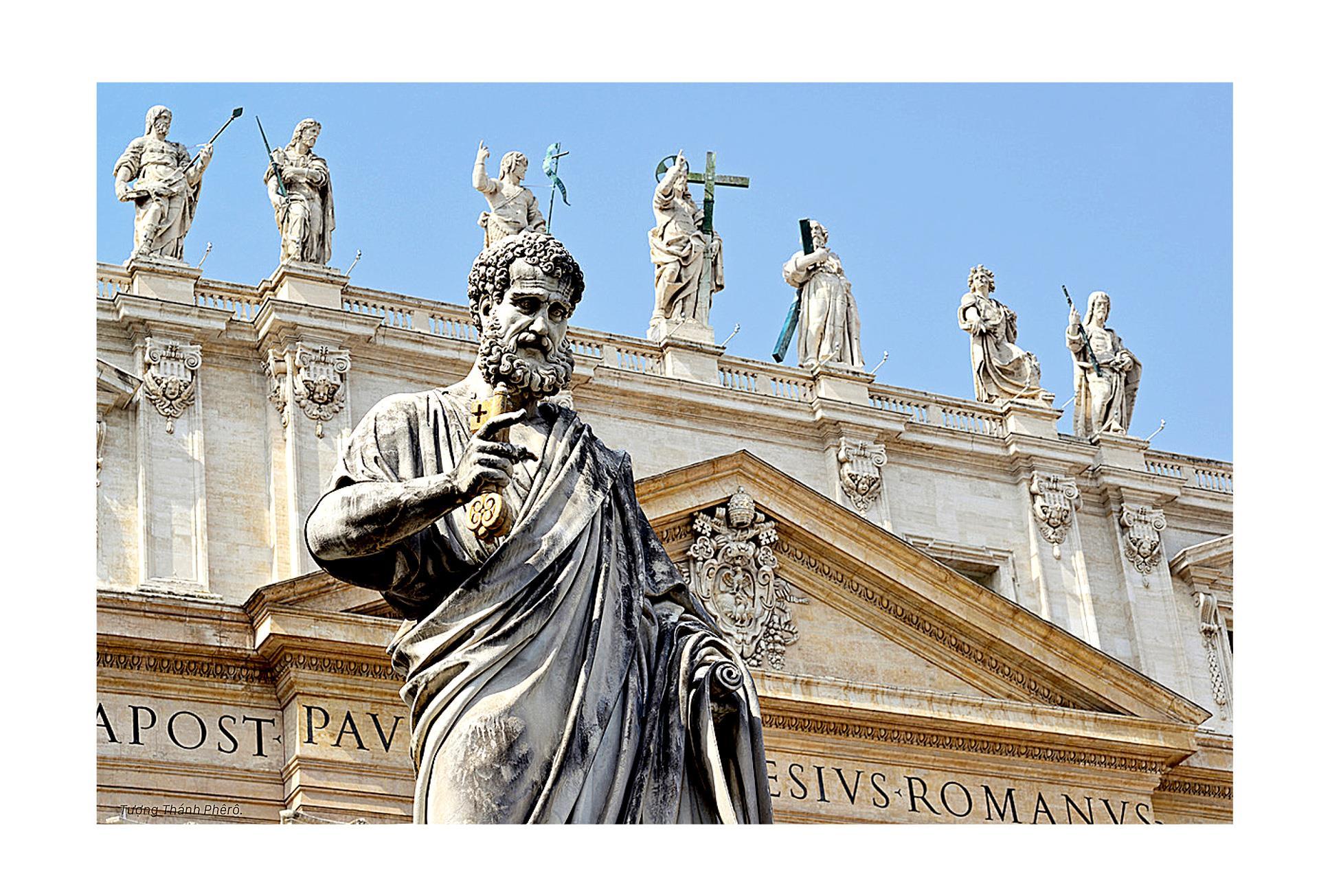 Vatican - Thành quốc  nhỏ nhất thế giới ảnh 2