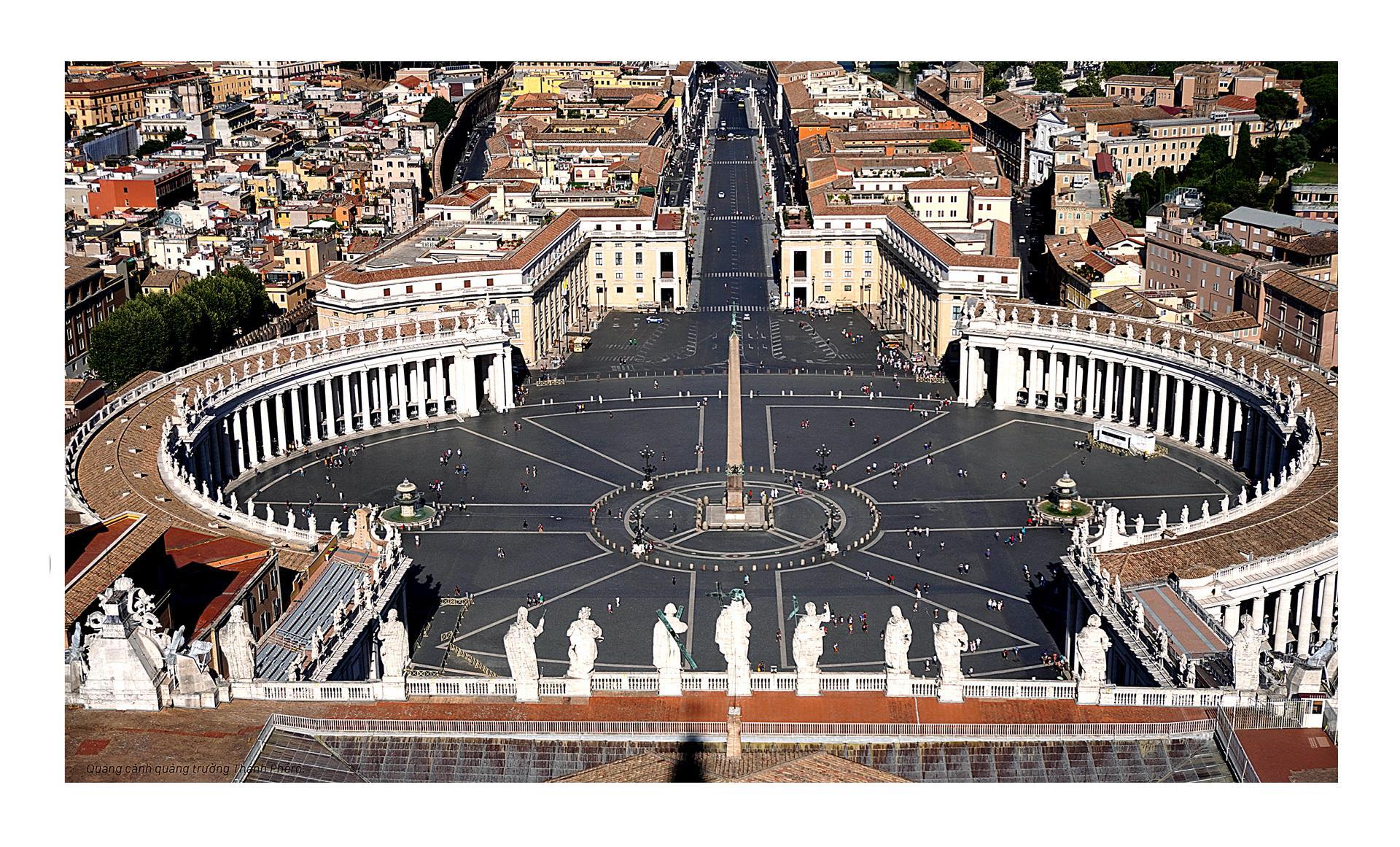 Vatican - Thành quốc  nhỏ nhất thế giới ảnh 1