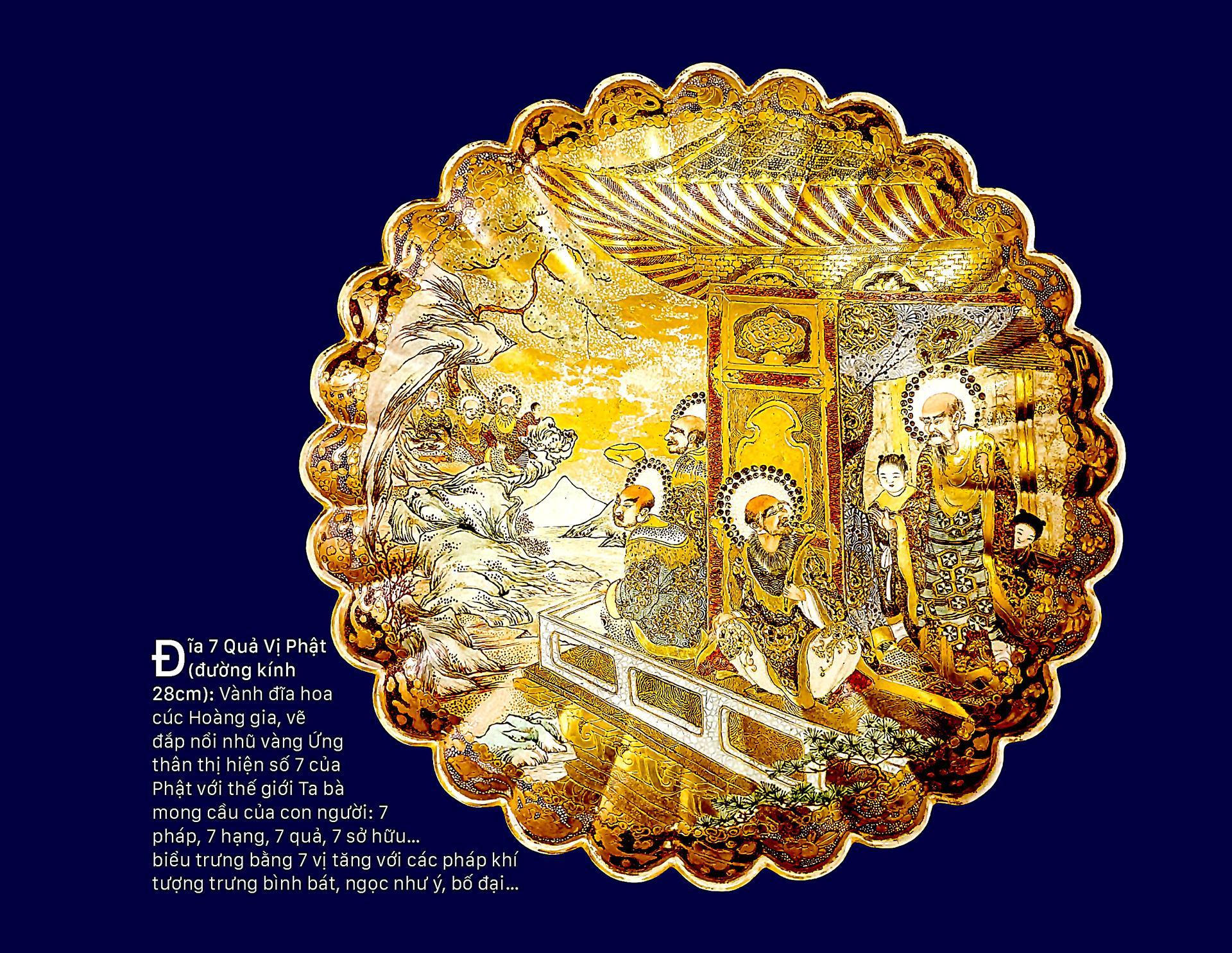Tín ngưỡng phong thủy trên gốm Satsuma  ảnh 8