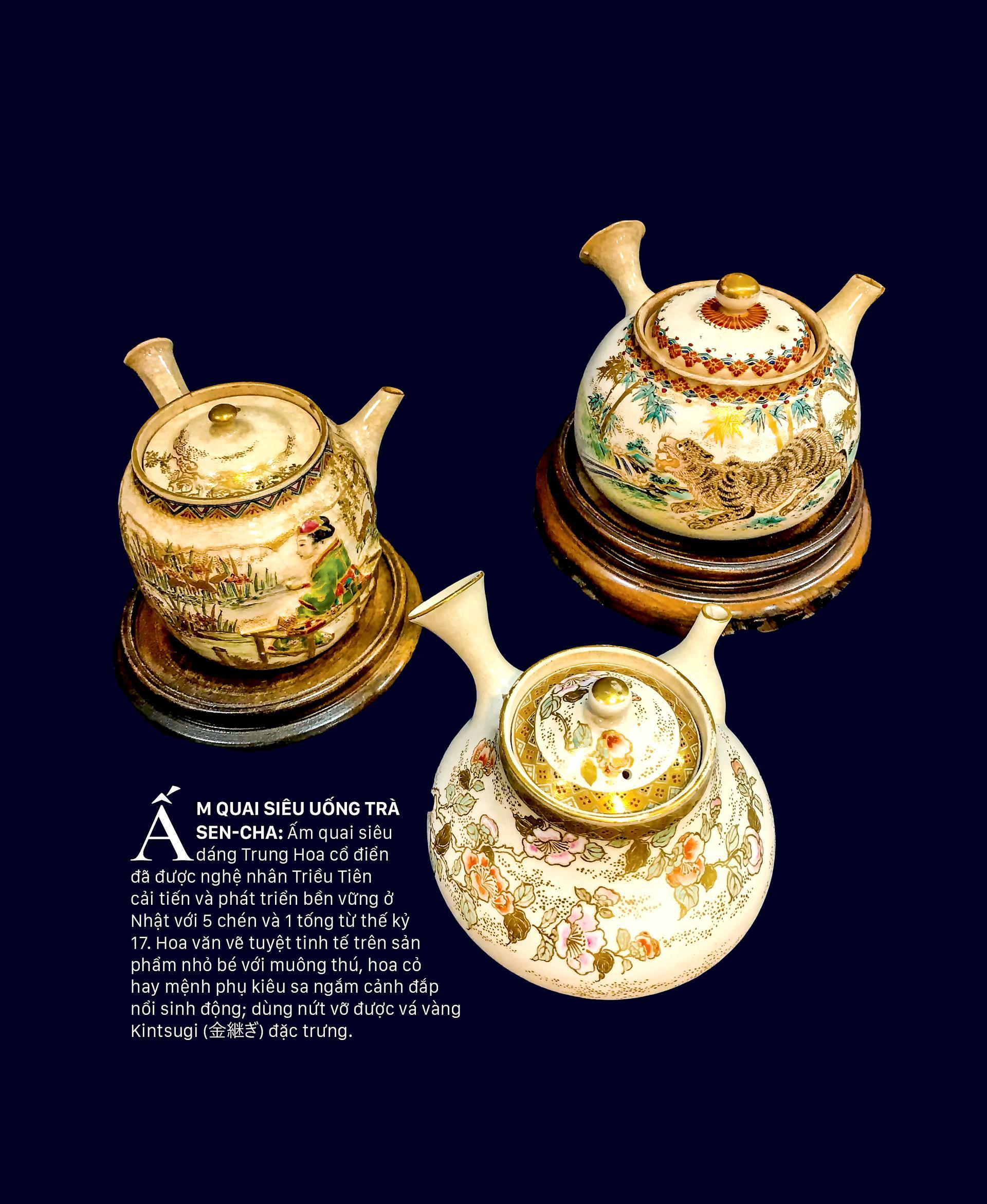 Linh hồn gốm Satsuma từ Chin Jukan đến Yabu Meizan ảnh 1