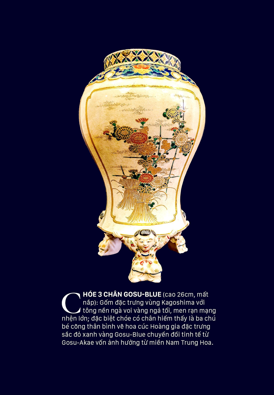 Linh hồn gốm Satsuma từ Chin Jukan đến Yabu Meizan ảnh 3
