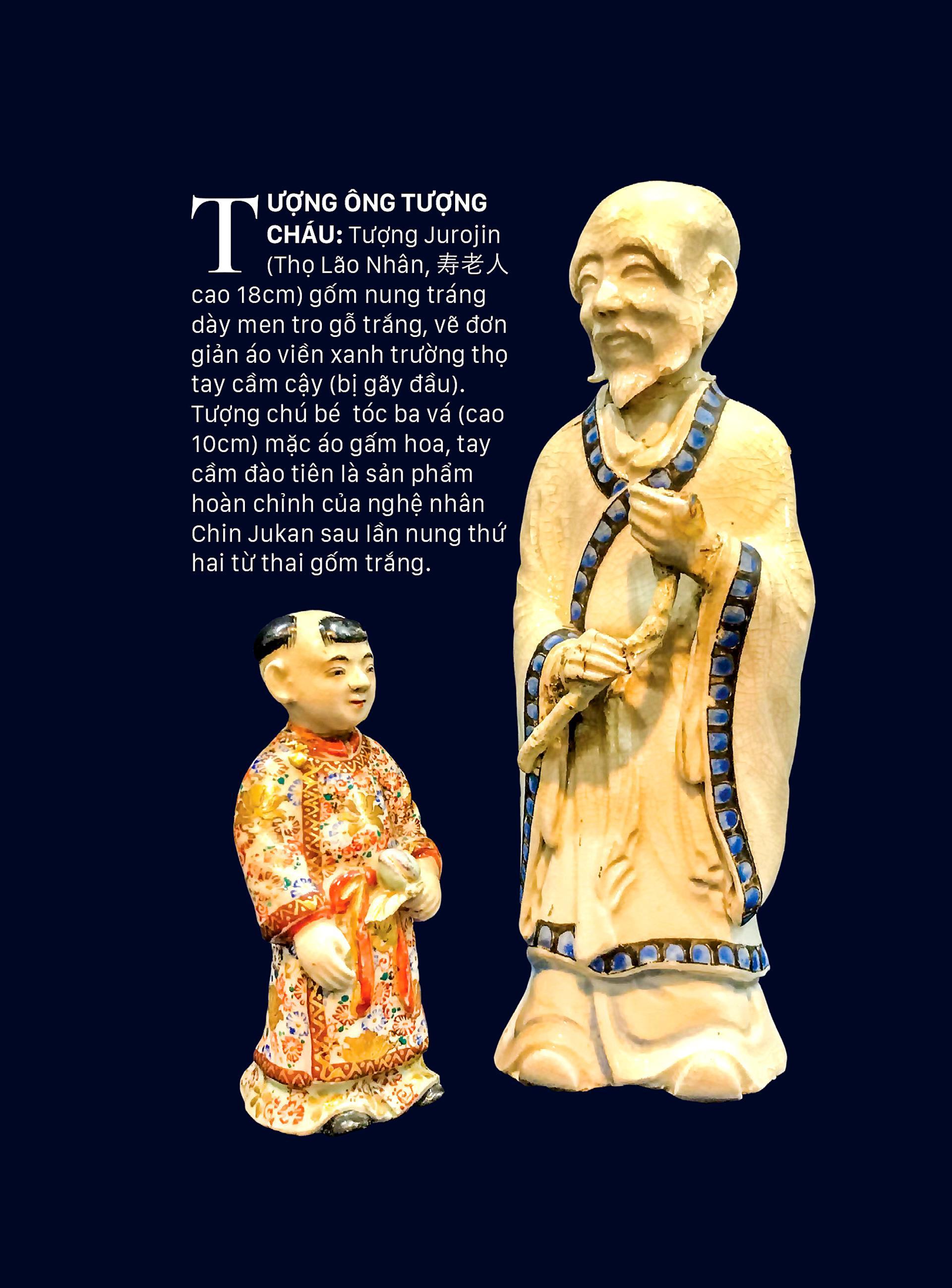 Linh hồn gốm Satsuma từ Chin Jukan đến Yabu Meizan ảnh 5