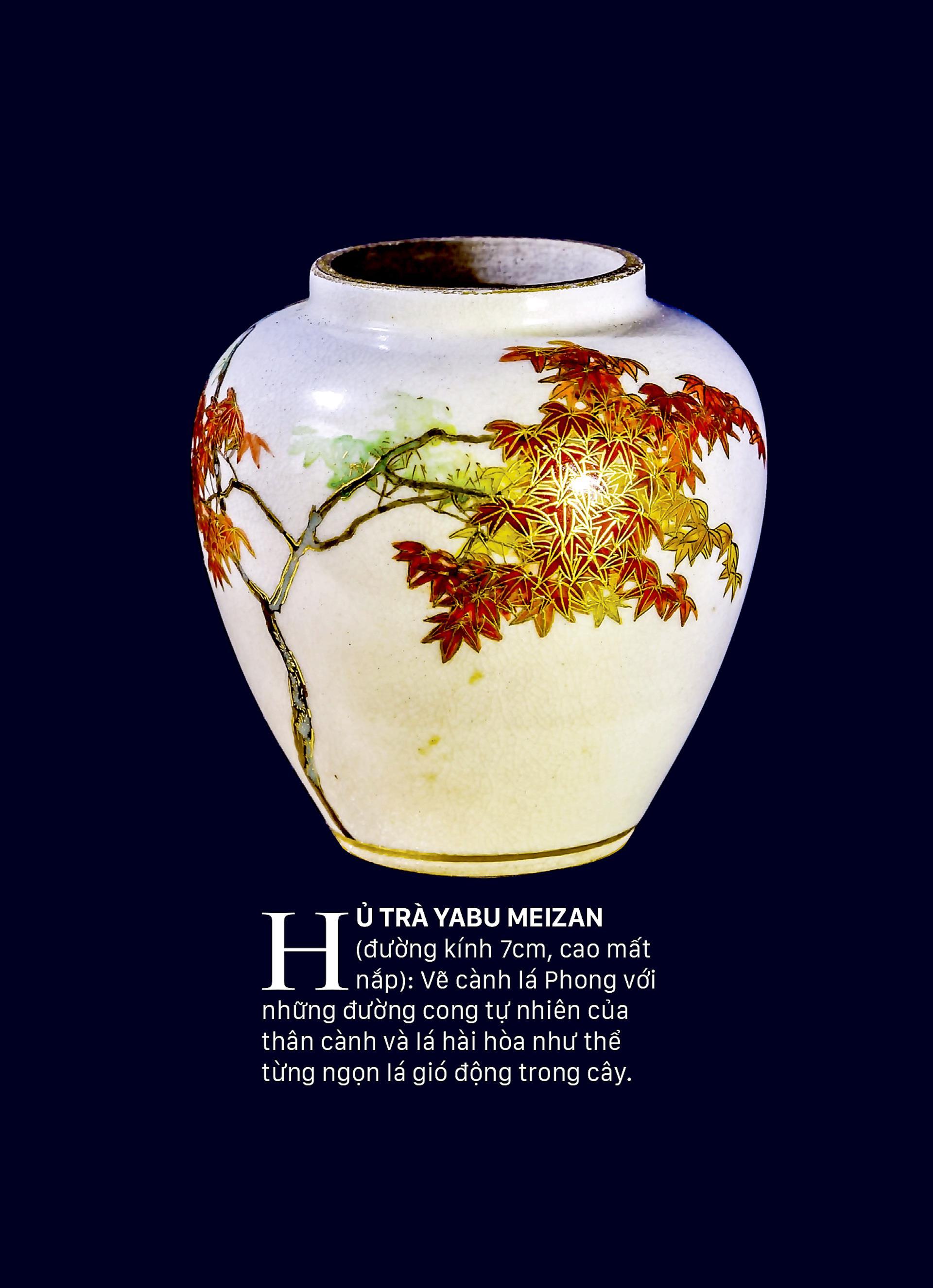 Linh hồn gốm Satsuma từ Chin Jukan đến Yabu Meizan ảnh 6