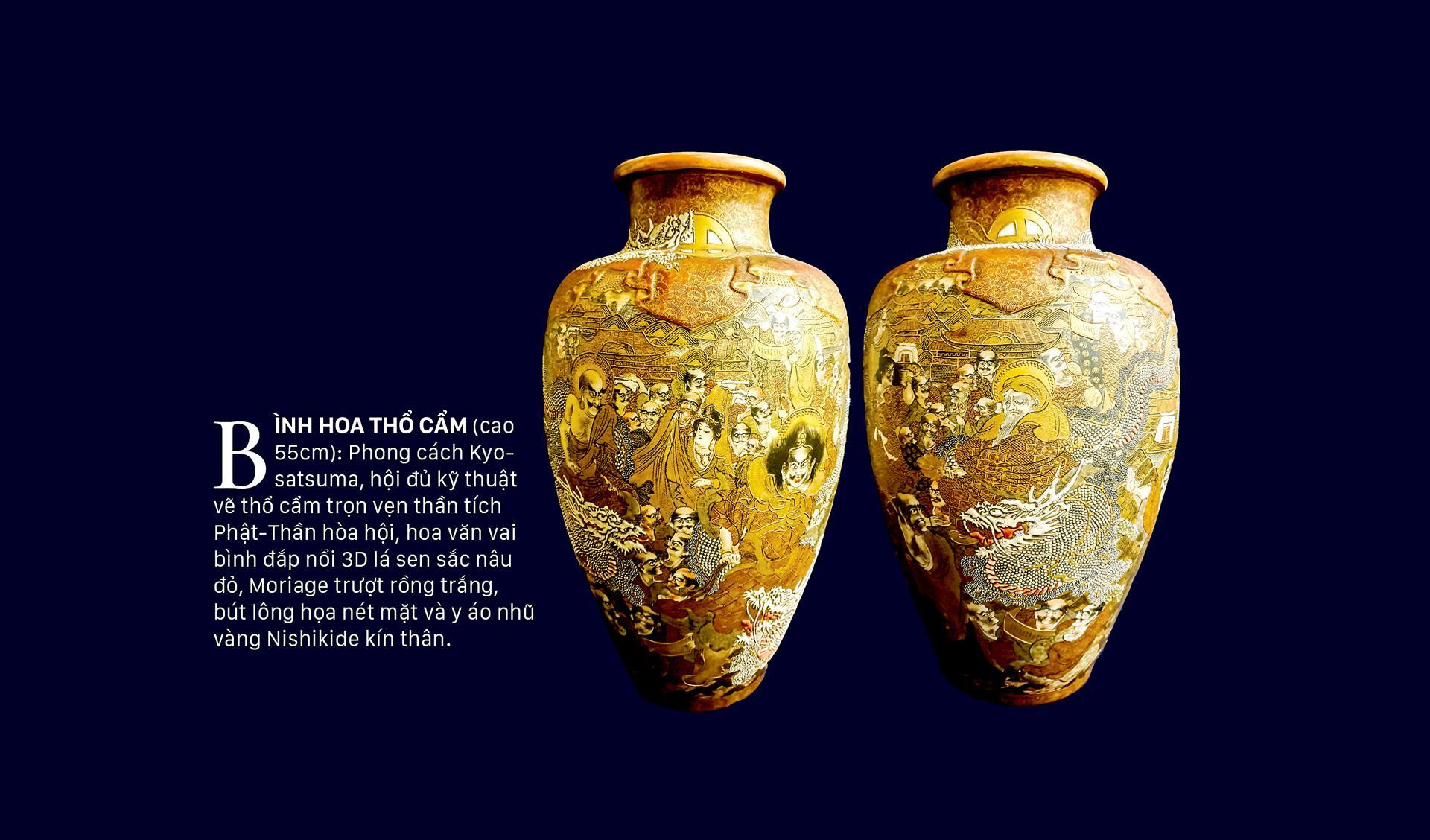 Linh hồn gốm Satsuma từ Chin Jukan đến Yabu Meizan ảnh 7