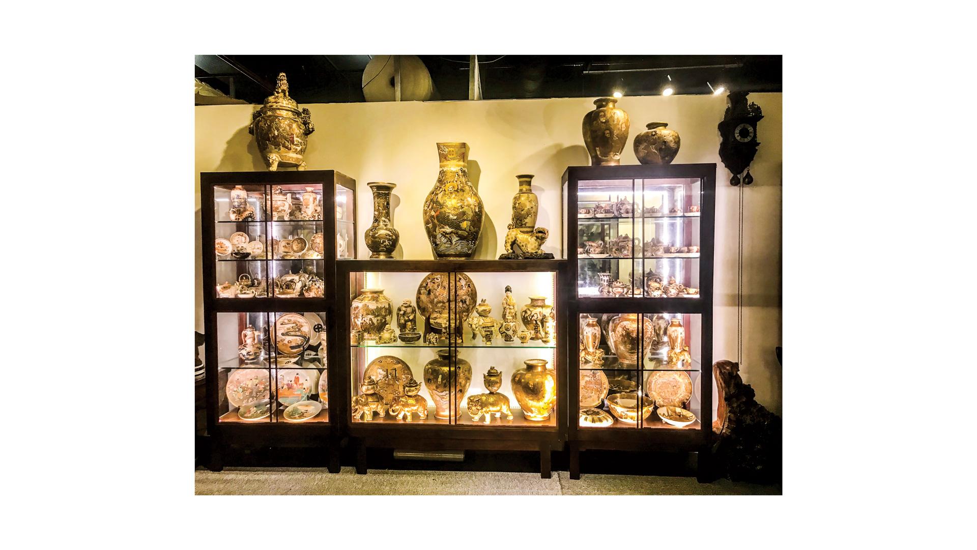 Hội quán Long Chương, hội ngộ đam mê gốm sứ Nhật Bản ảnh 2