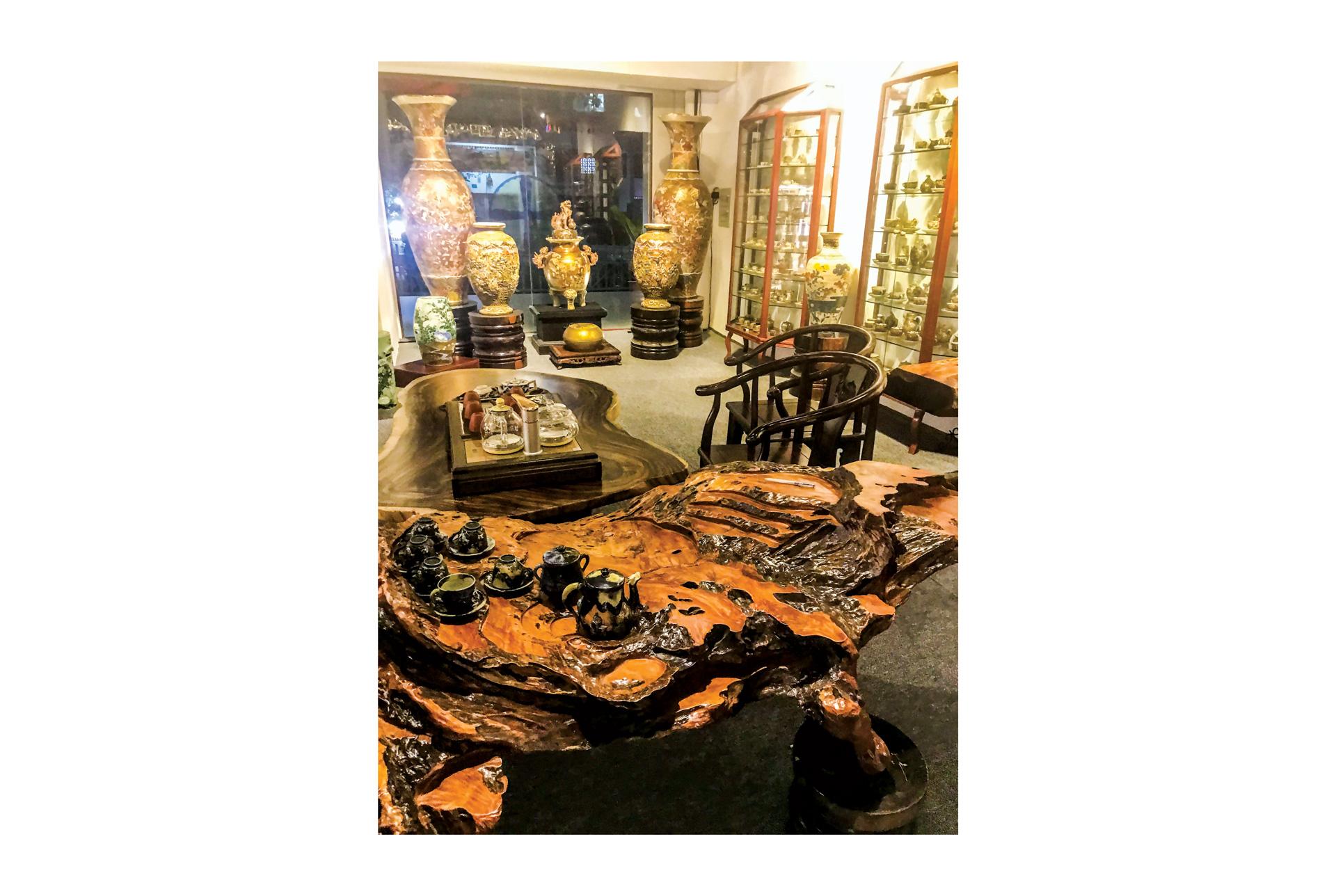 Hội quán Long Chương, hội ngộ đam mê gốm sứ Nhật Bản ảnh 4