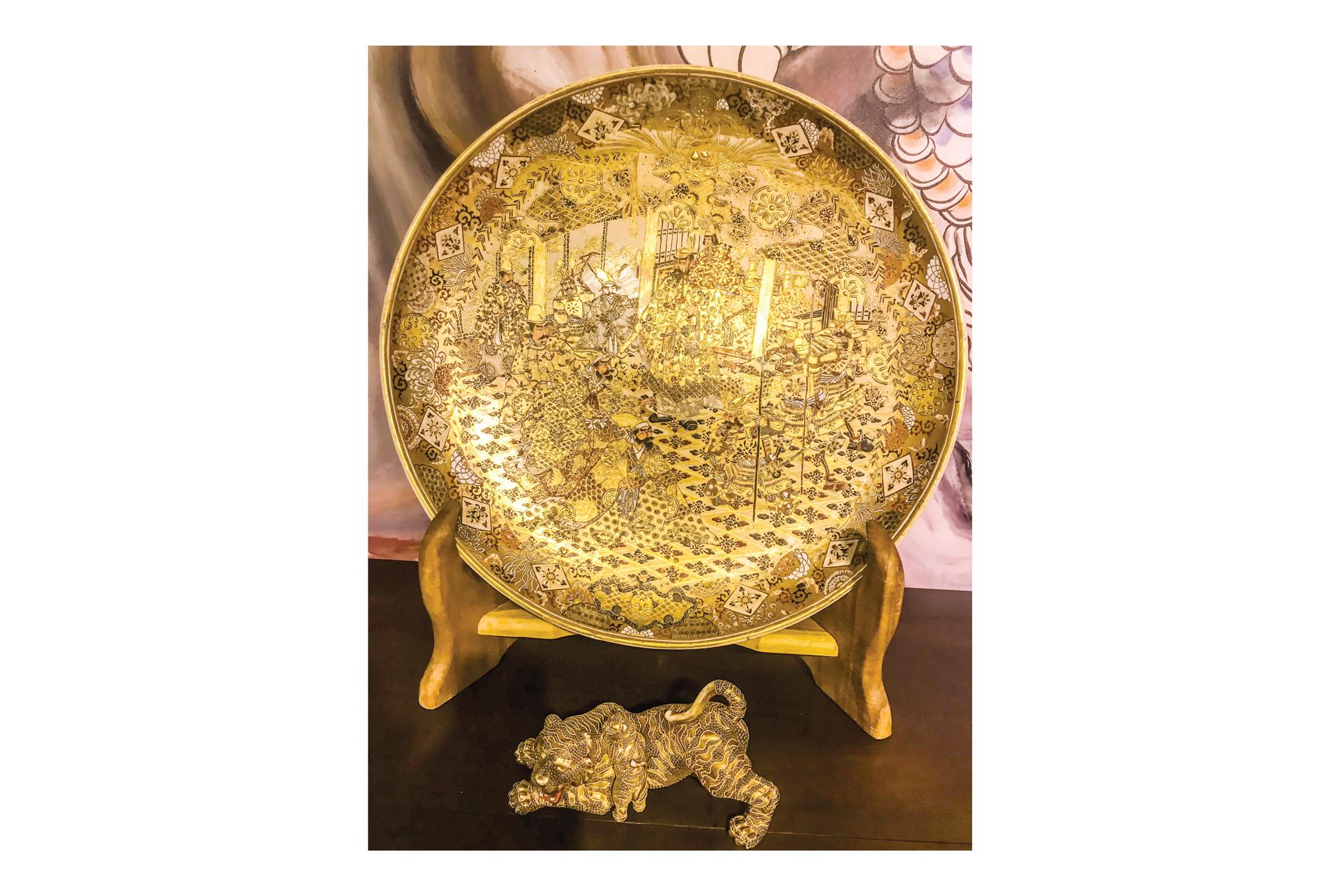 Hội quán Long Chương, hội ngộ đam mê gốm sứ Nhật Bản ảnh 6
