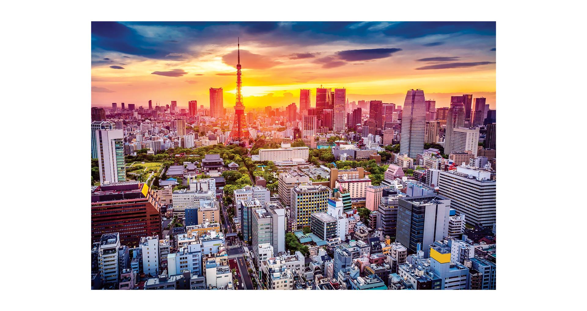 Những khu phố  độc đáo và hiện đại tại Tokyo ảnh 4