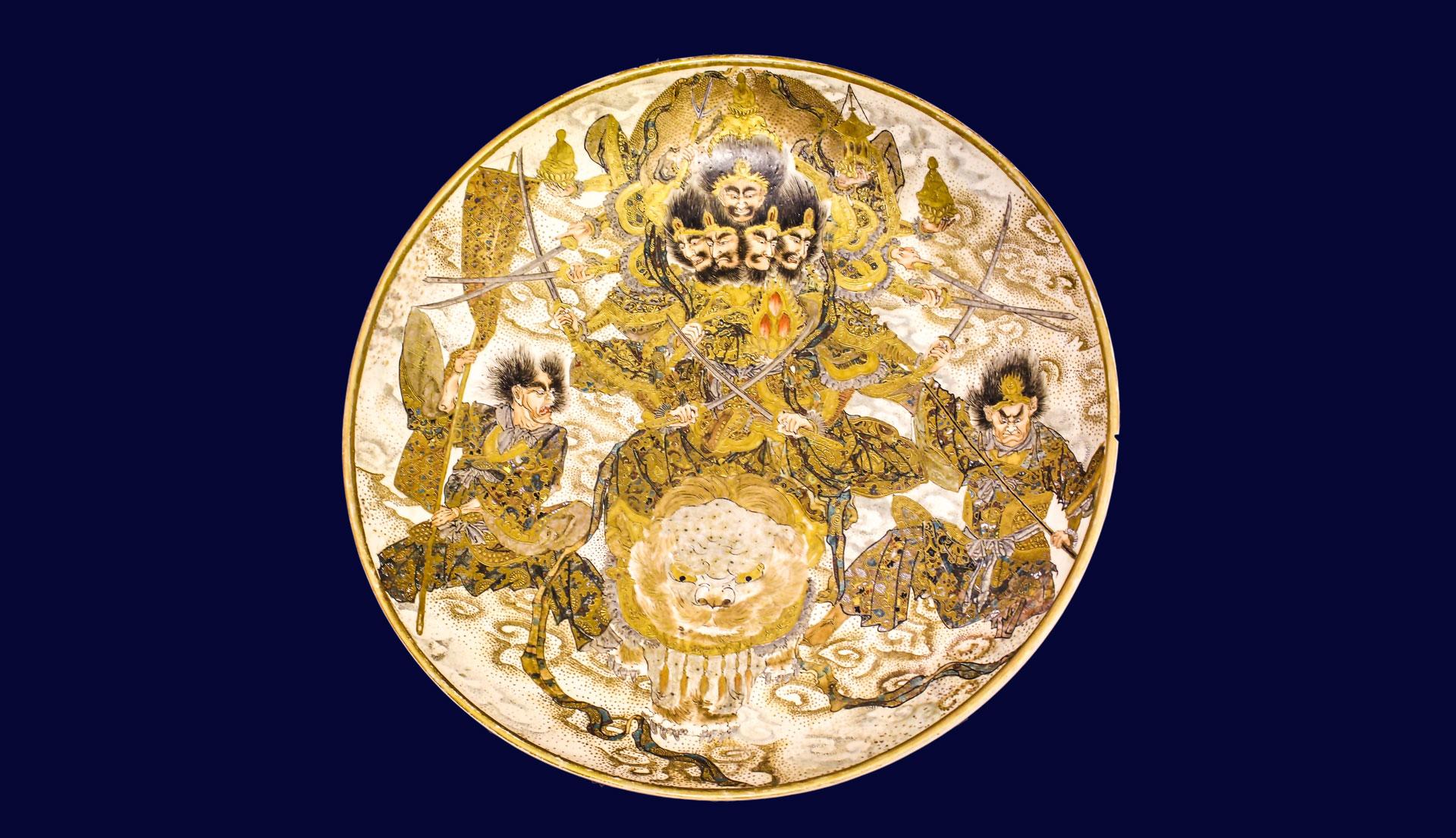 Nghệ nhân xứ Phù Tang qua gốm cổ  ảnh 2