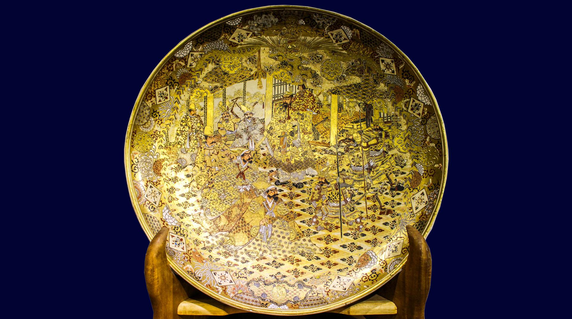Nghệ nhân xứ Phù Tang qua gốm cổ  ảnh 3