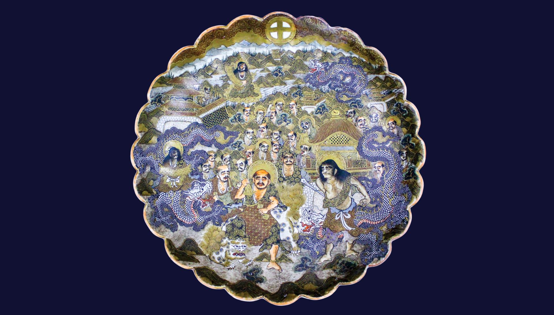Nghệ nhân xứ Phù Tang qua gốm cổ  ảnh 5