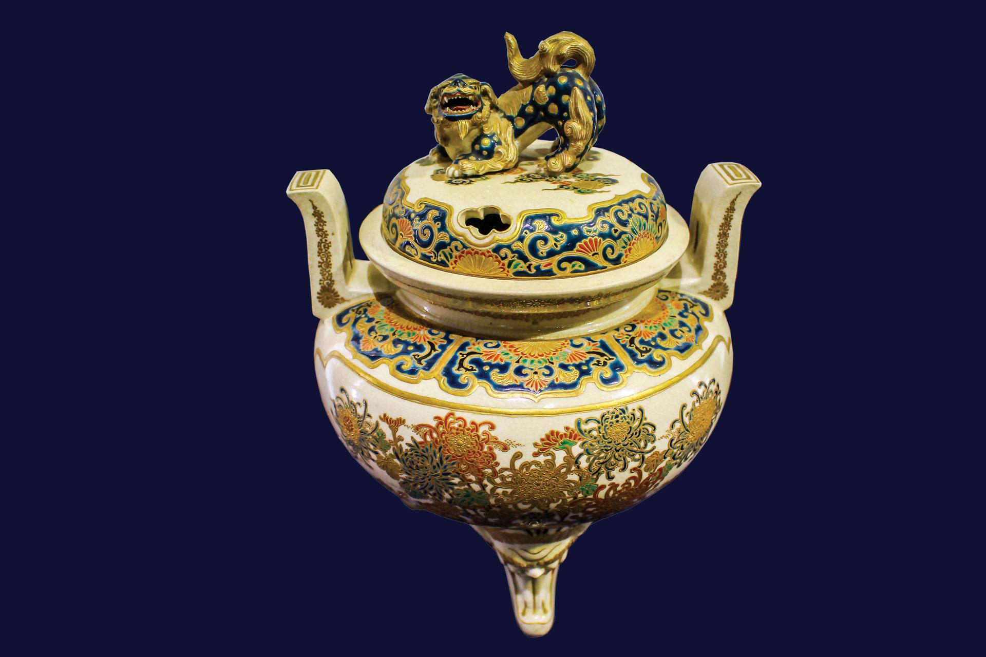 Nghệ nhân xứ Phù Tang qua gốm cổ  ảnh 7