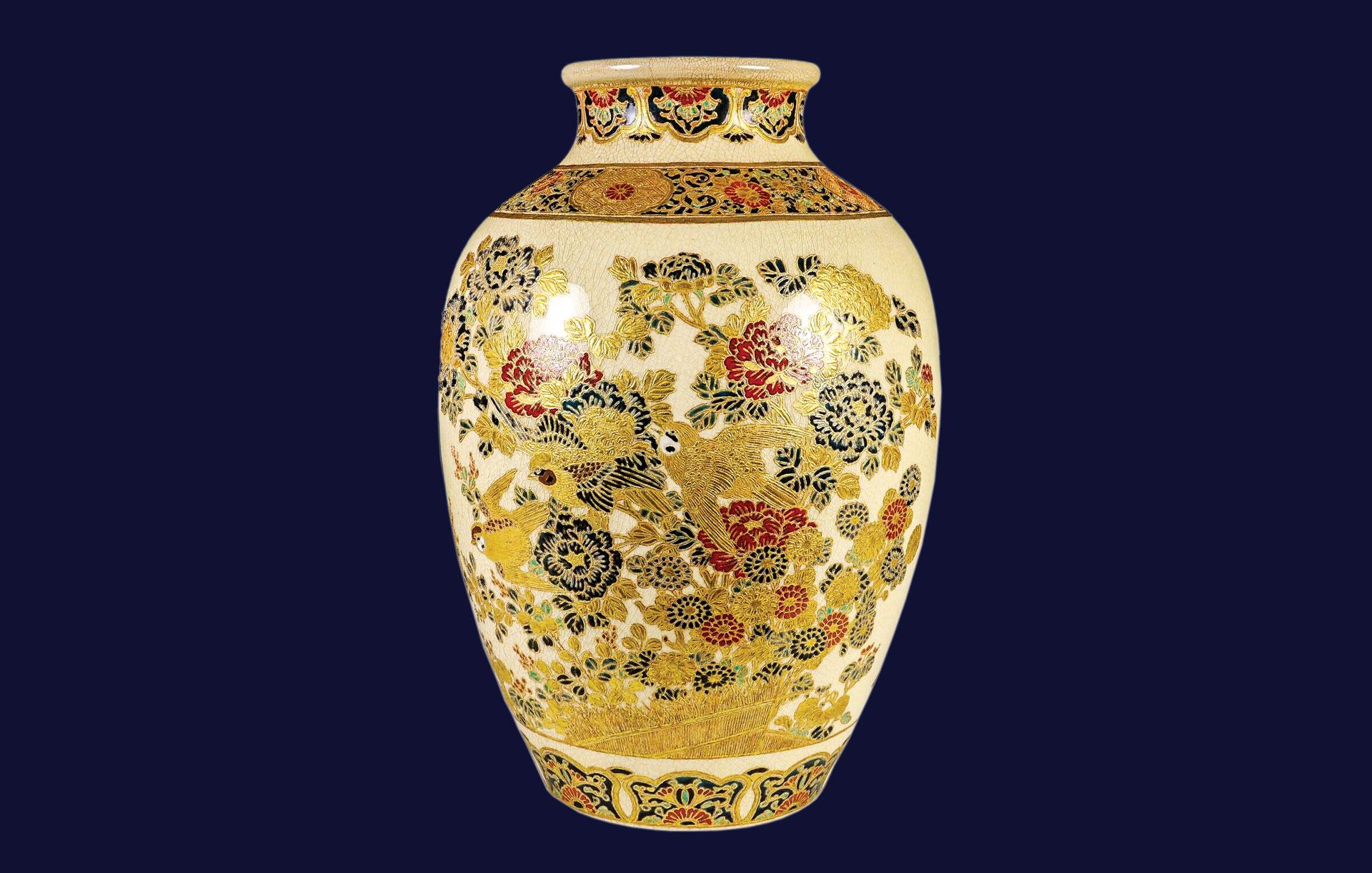 Nghệ nhân xứ Phù Tang qua gốm cổ  ảnh 8